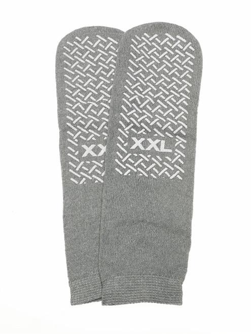 Safety Skids Slippers, Gray, 2XL