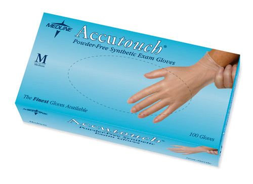 Accutouch Synthetic Exam Gloves