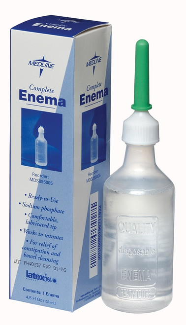 Mineral Oil Enemas