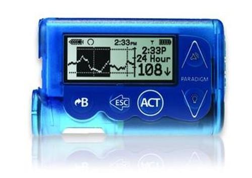 minimed paradigm revel insulin pump