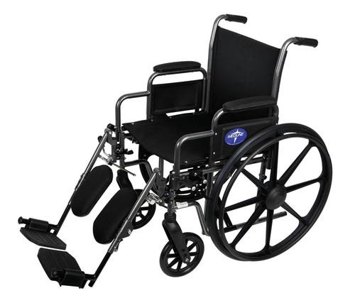 K1 Basic Extra-Wide Wheelchair