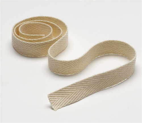 Unbleached Twill Tape, Unbleached, Unbleached