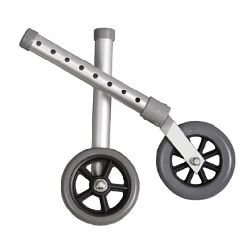"5"" Walker Wheels with Glide Caps"