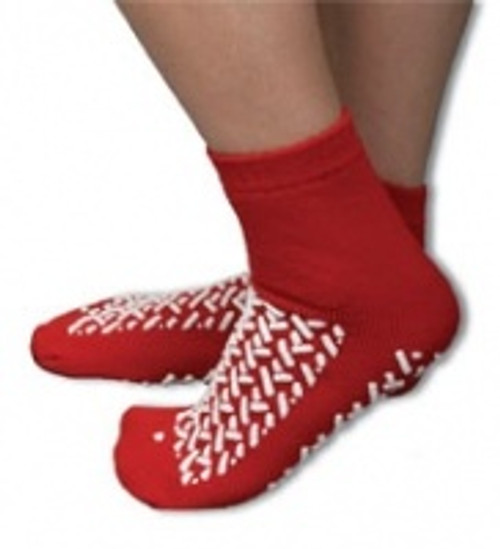 Terrycloth Double Tread Slippers