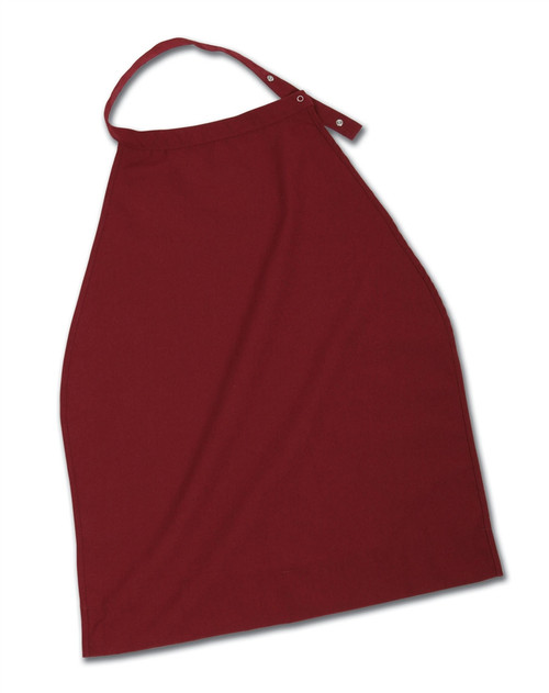 Apron Style Dignity Napkin with Snap Closure