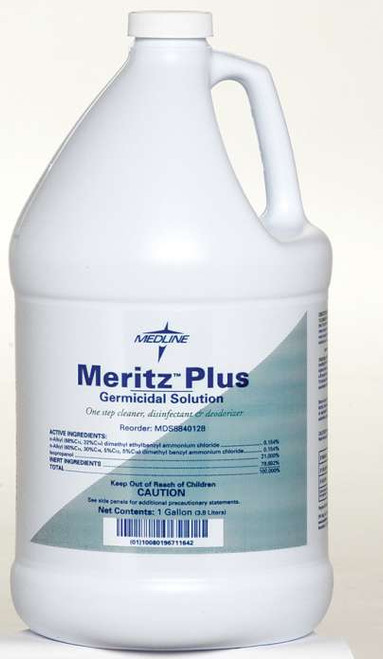 Meritz Plus Disinfectant/Decontaminant - 1 Gallon
