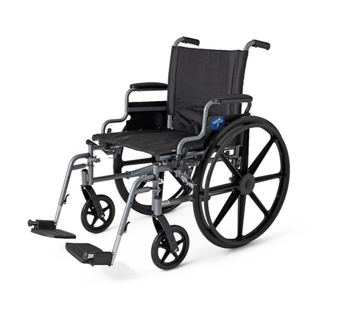K4 Extra-Wide Lightweight Wheelchair