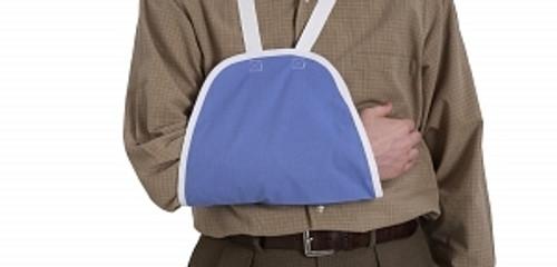 Universal Arm Slings, Blue
