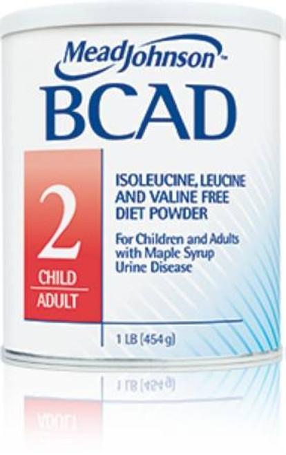 bcad 2 medical food powder
