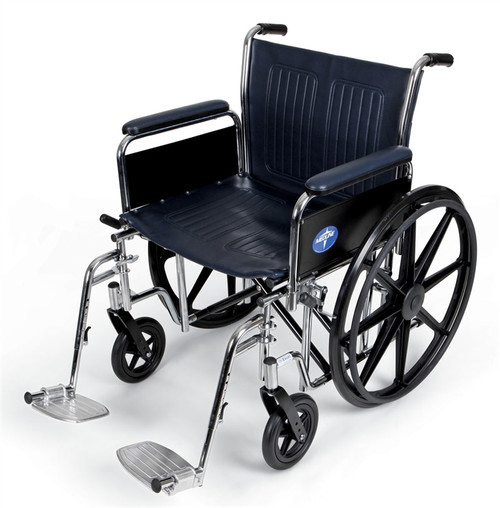 Extra-Wide Wheelchair