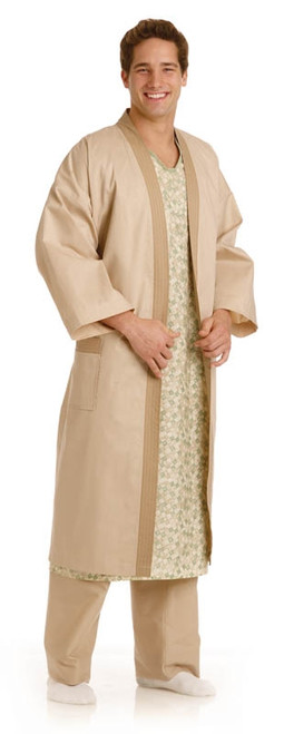 Kimono Style Patient Robes