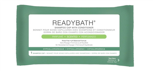 ReadyBath Rinse-Free Shampoo and Conditioning Caps