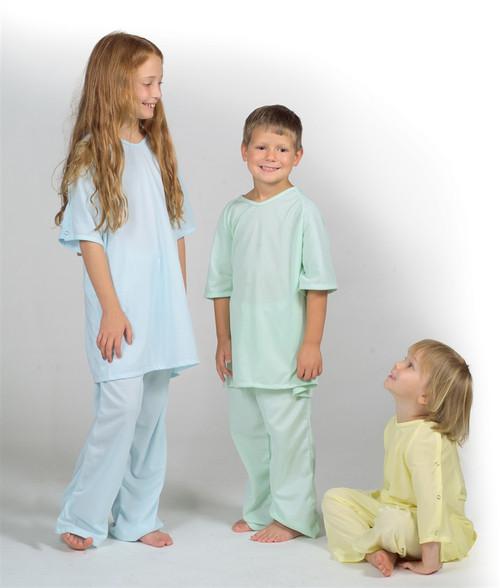 Comfort Knit Pediatric Pajama Pants, Small