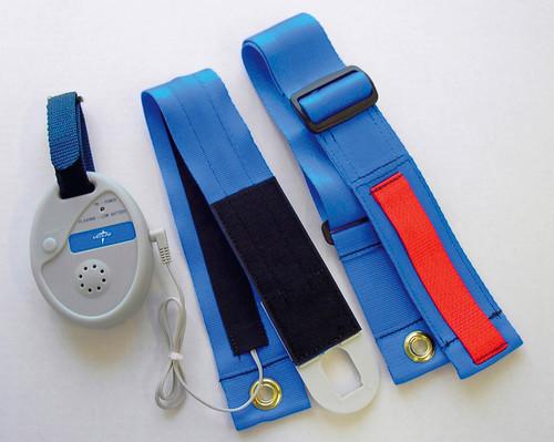 Velcro Seatbelt Alarm