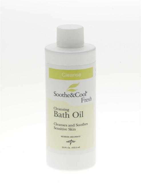 Soothe & Cool Bath Oil