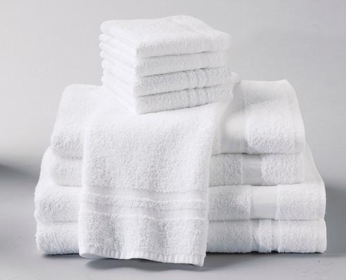 Cotton Cloud Washcloths