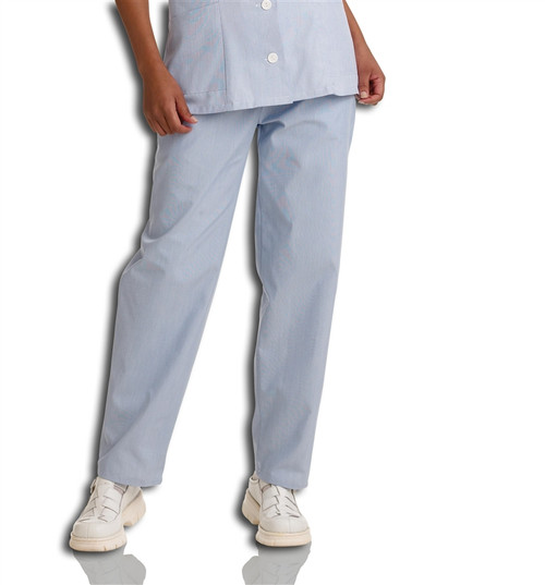 Ladies' Pincord Elastic Waist Pants