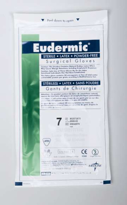 Eudermic Surgical Gloves