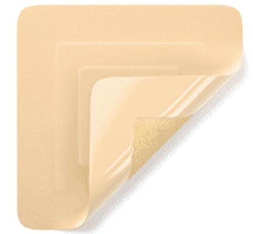 Foam Dressing TIELLE Lite Square Adhesive Sterile