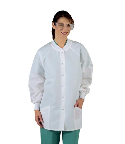 Ladies' Resistat Warm-Up Jackets