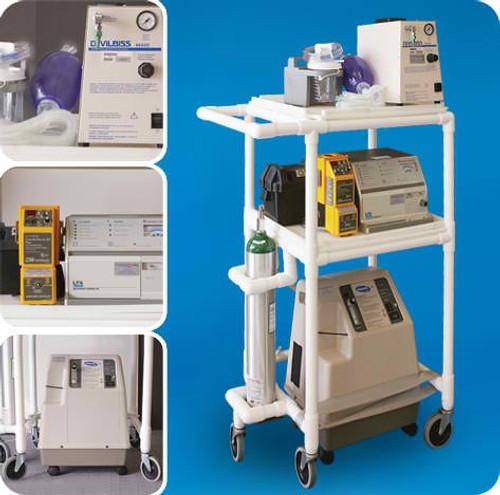 Mobile Respiratory Cart