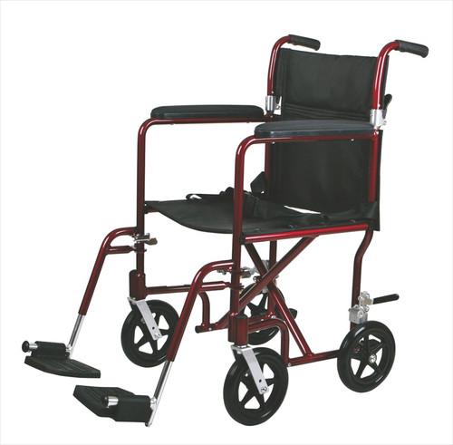 Excel Aluminum Transport Wheelchair