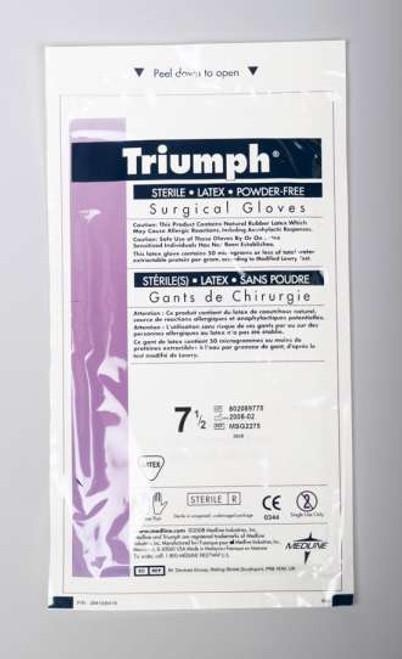 Triumph Surgical Gloves