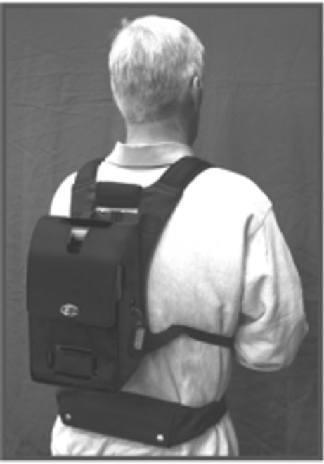 FreeStyle 5 Carrying Bag Shoulder Harness, AirSep