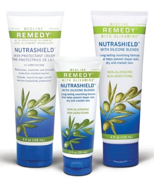 Skin Protectant Remedy Nutrashield Individual Packet Scent