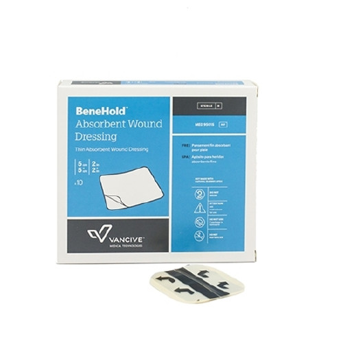 BeneHold Bordered Hydrocolloid Dressing Benehold Square