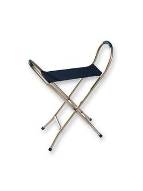 portable folding seat cane