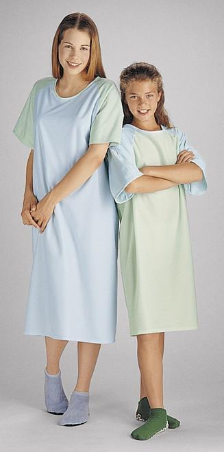 Comfort Knit Tween Patient Gowns
