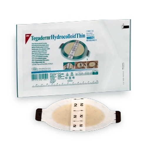 3M Tegaderm Hydrocolloid Thin Dressing