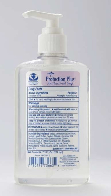 Protection Plus Antimicrobial Soap - 7.5 oz