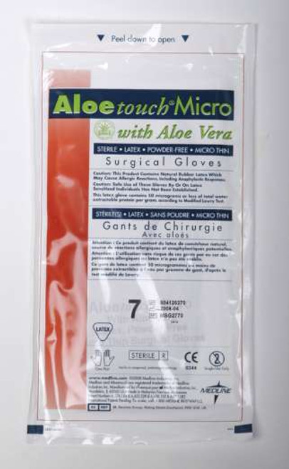 Aloetouch Micro Surgical Gloves