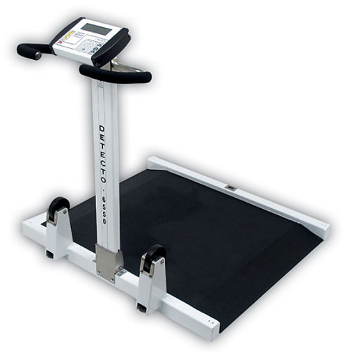 6550 Folding Portable Wheelchair Scale