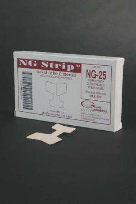 Securement Device NG Strip