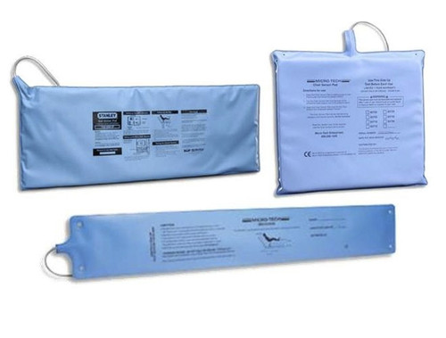 Microtech Extra-Wide Patient Alarm Bed Pad, Not Applicable