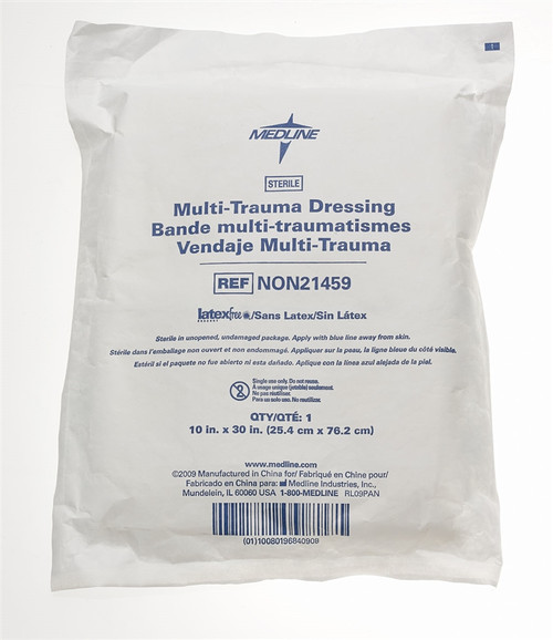 Sterile Multi-Trauma Abdominal Pads