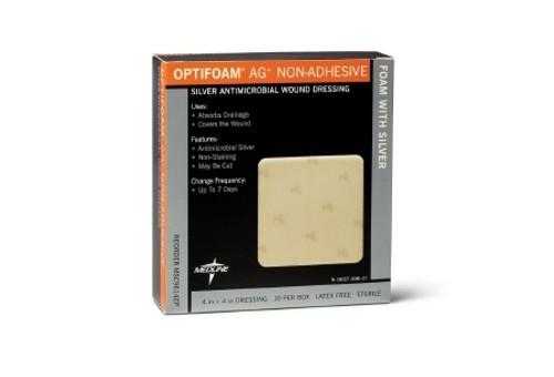Foam Dressing with Silver Optifoam Ag+ Sterile