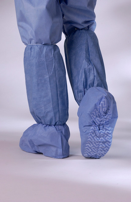 Non-Skid SMS-Poly Boot Covers