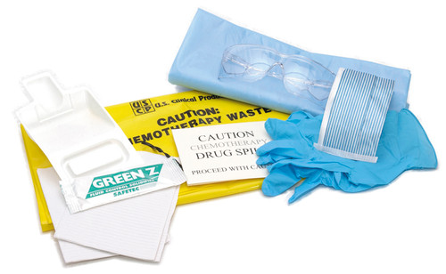 Deluxe Spill Clean-Up Kits