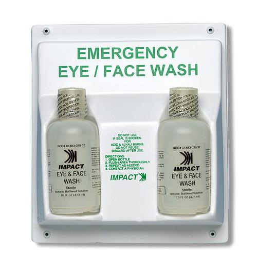 Eye/Face Wash Station