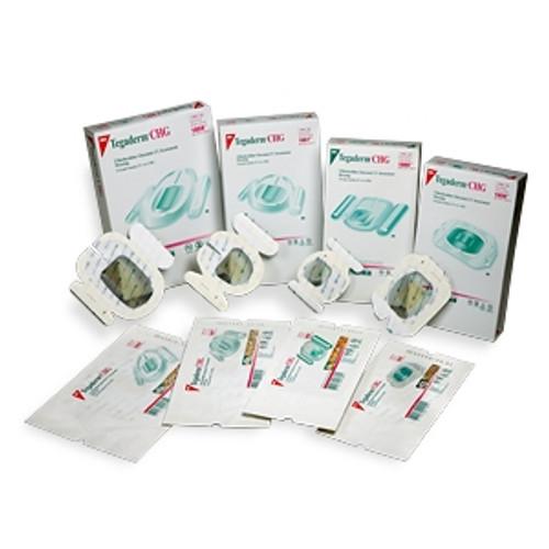 3M Tegaderm CHG Chlorhexidine Gluconate IV Securement Dressing