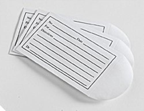 Medication Pill Envelope