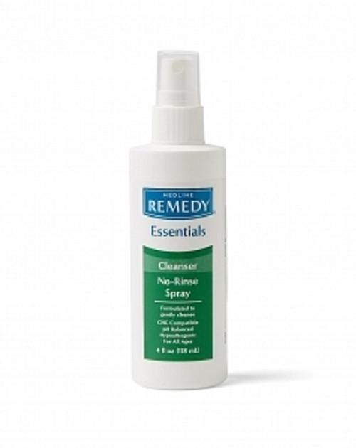 Remedy Basics No-Rinse Cleansing Spray, 4 OZ