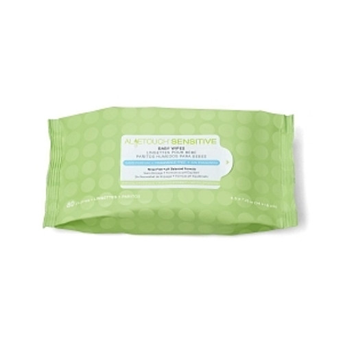 Aloetouch Sensitive Personal Cleansing Baby Wipes