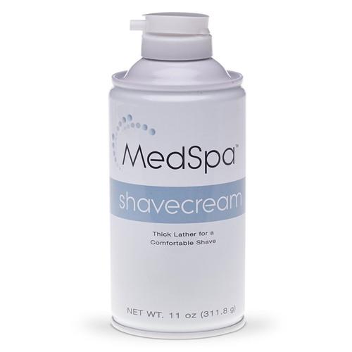 MedSpa Shaving Cream, 1.1 OZ