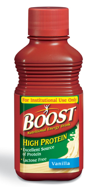 Boost High-Protein Nutritional Supplements