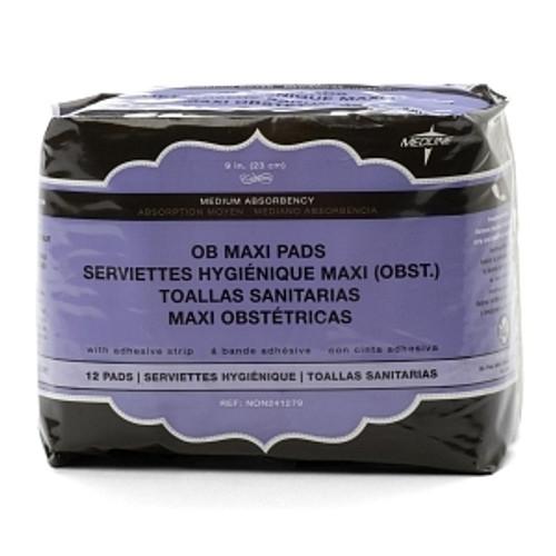 Maxi Sanitary Pads with Adhesive